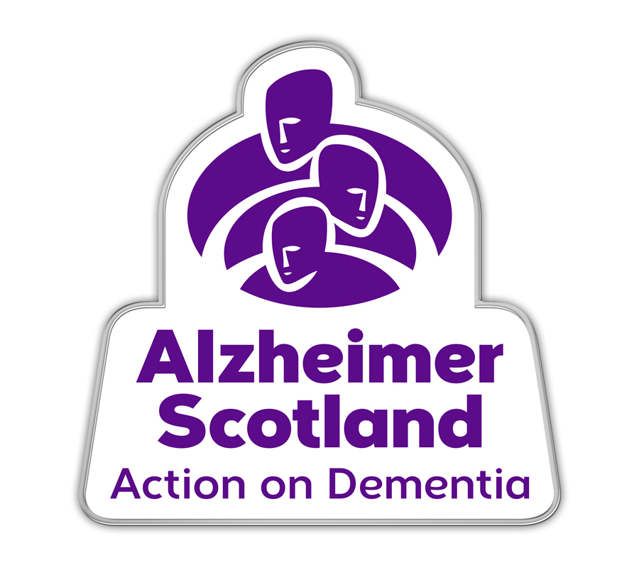 Alzheimers Scotland - Action on Dementia Scotland Logo