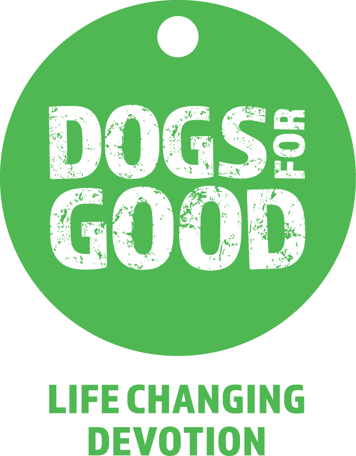 Dogs for Good - Life Changing Devotion Logo