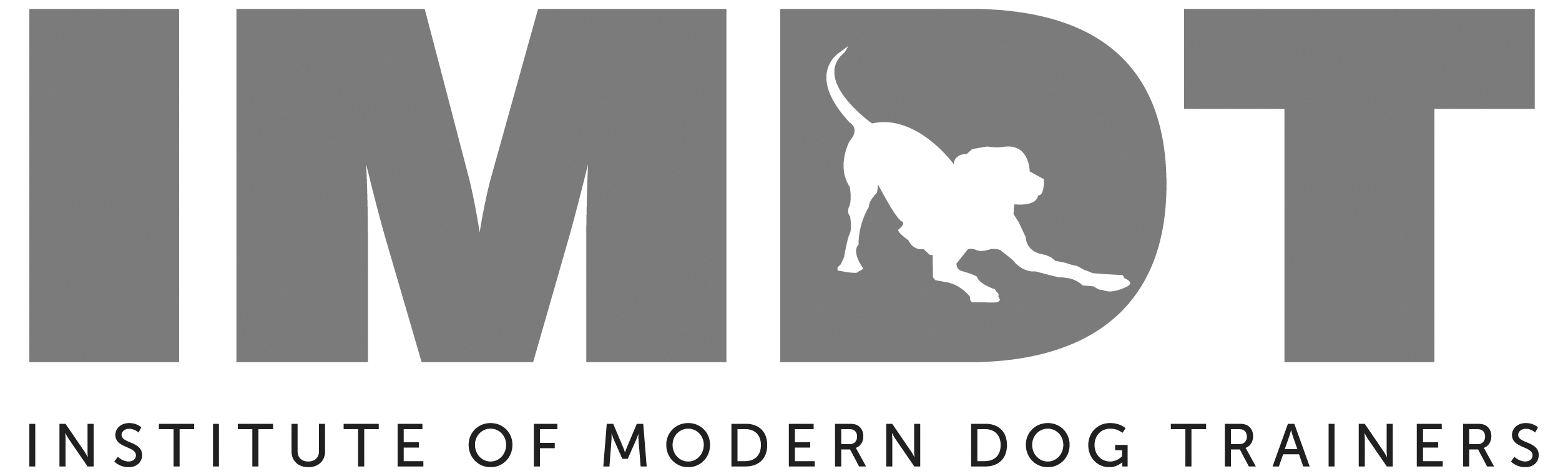 Institute of Modern Dog Trainers Logo